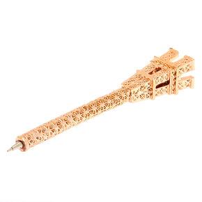 Eiffel Tower Pen - Rose Gold,