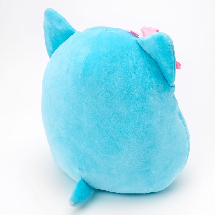 Jouet en peluche chiot 30,5cm Squishmallows™ - Aqua,