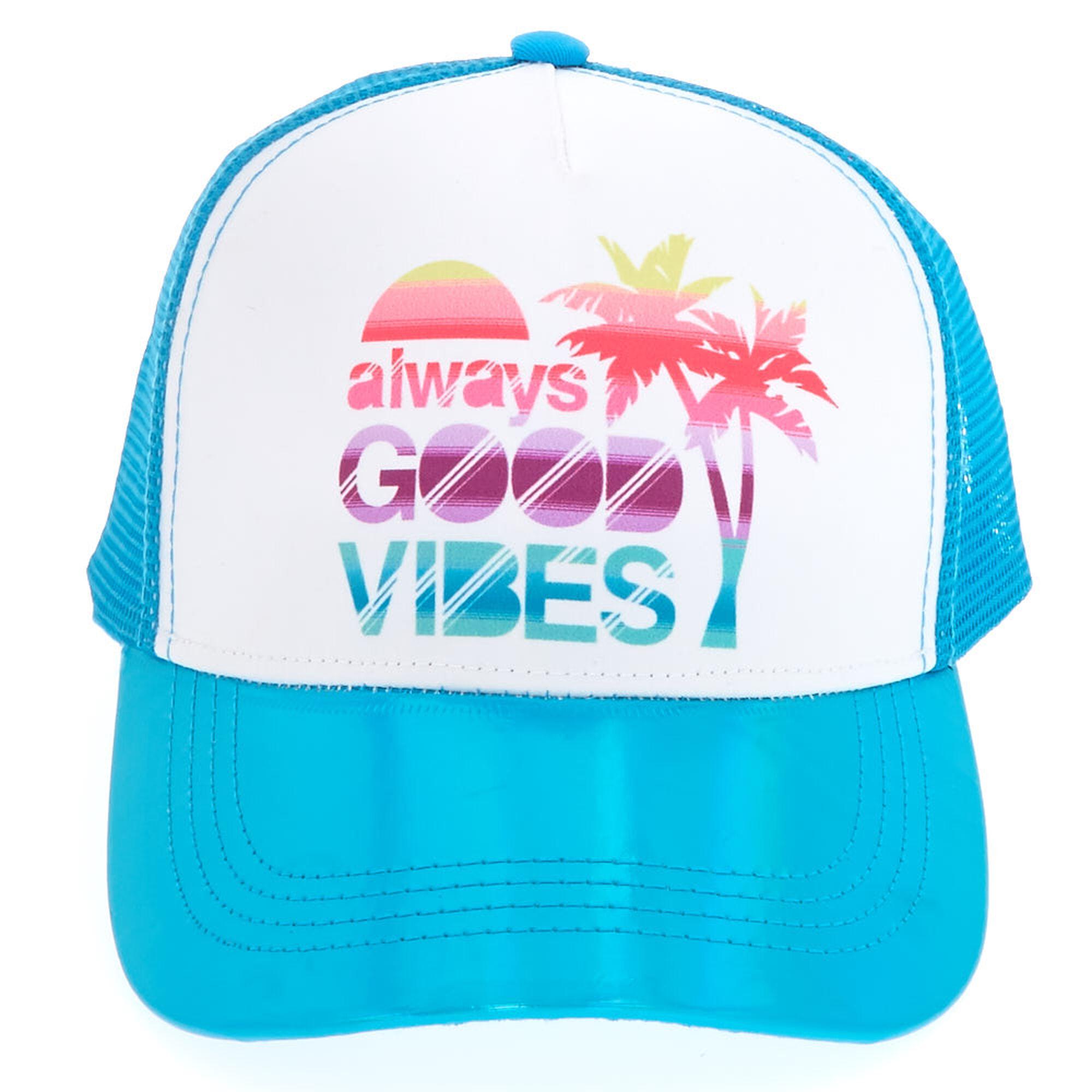 4d70474dc9a ... Always Good Vibes Trucker Hat