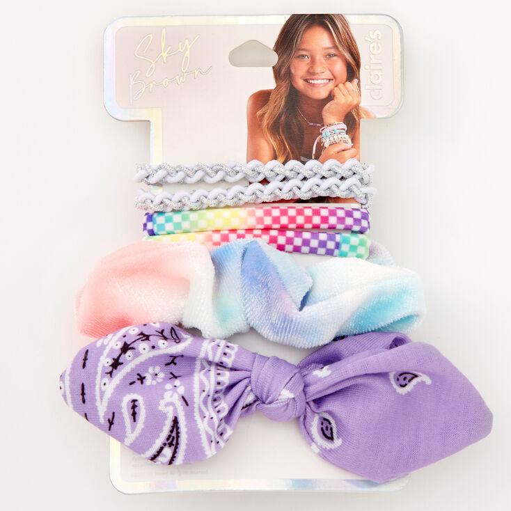 Sky Brown™ Tail Set - Purple, 6 Pack,