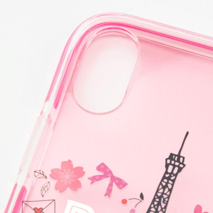 I Love Paris Eiffel Tower Phone Case - Fits iPhone® XR,