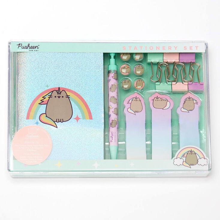 Pusheen® Pusheenicorn Stationery Set – Mint,
