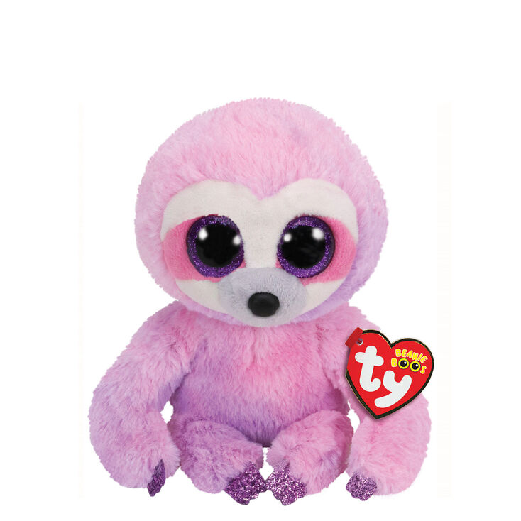 Ty Beanie Boo Small Dreamy the Sloth Soft Toy,