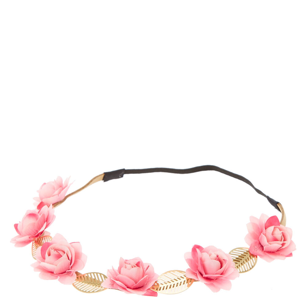 Hair Accessories Light Rose Pink Crystal Butterfly Double Hair B & lS7saHXM1