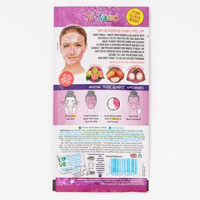 7th Heaven Stardust Cosmic Rose Quartz Peel-Off Face Mask,