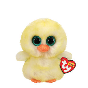 Ty® Beanie Boo Lemon Drop the Chick Plush Toy,