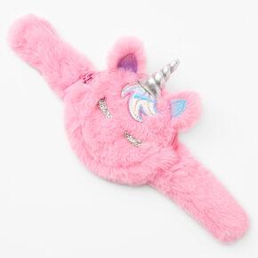 Unicorn Slap Wristlet - Pink,