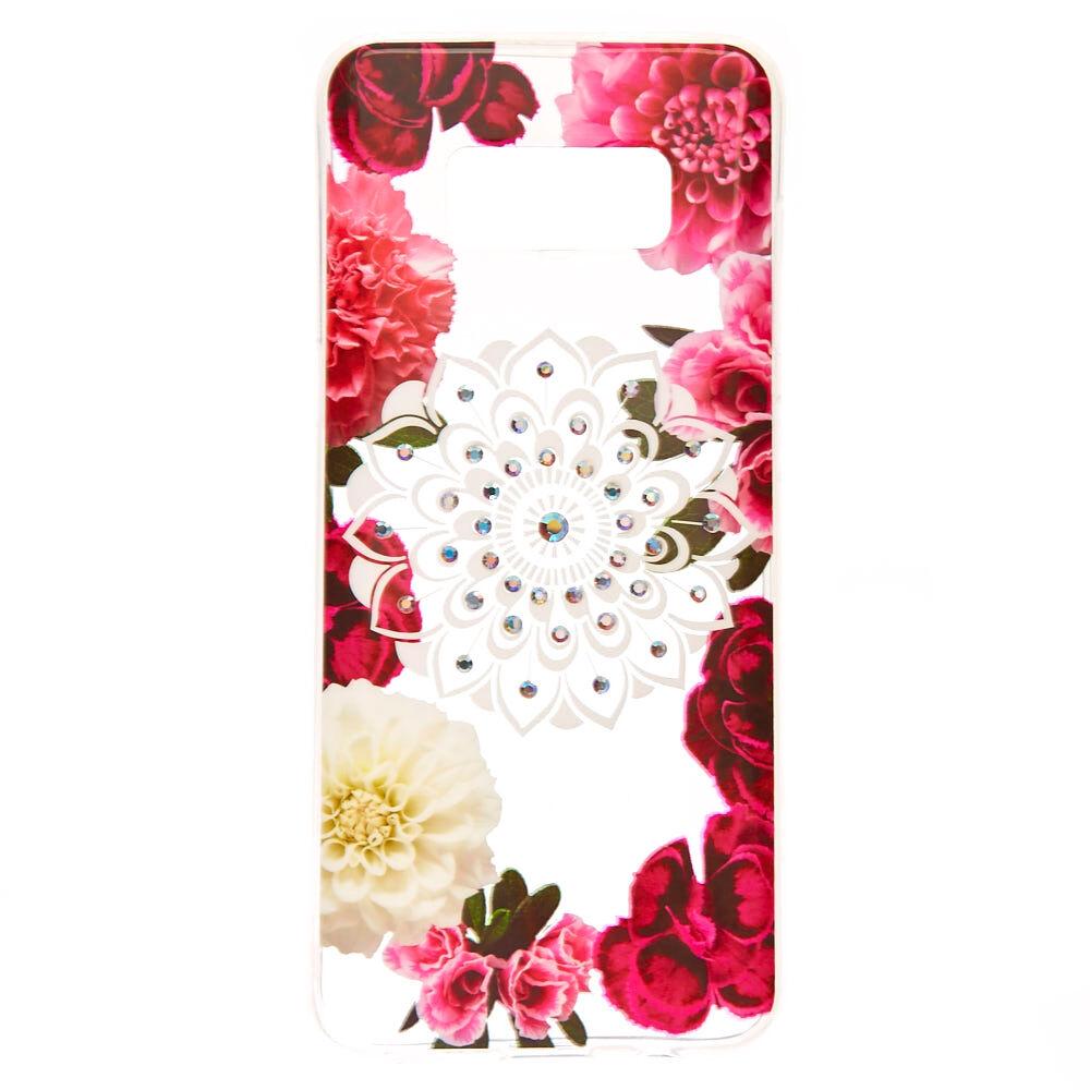 coque samsung s8 floral