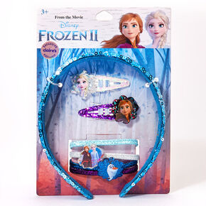 ©Disney Frozen 2 Hair Accessories Set – 7 Pack,