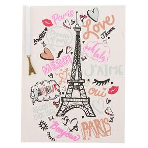 Paris Love Journal - Pink,