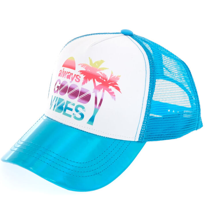 df7d71bcc Always Good Vibes Trucker Hat