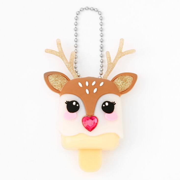 Pucker Pops Holiday Reindeer Lip Gloss - Cherry,
