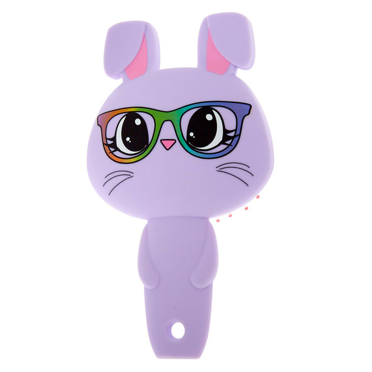 Periwinkle the Bunny Hair Brush,