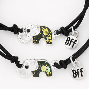 Mood Elephant  Friendship Bracelets - 2 Pack,