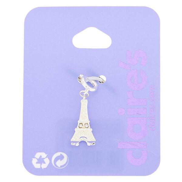 Claire's - eiffel tower bracelet charm - 1