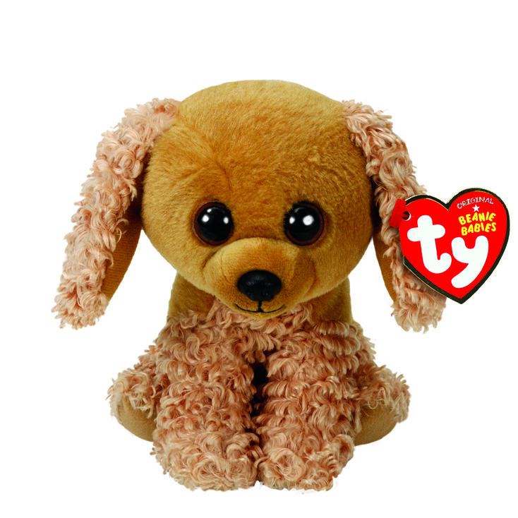 4111b3566fb Ty Beanie Baby Small Sadie the Dog Plush Toy