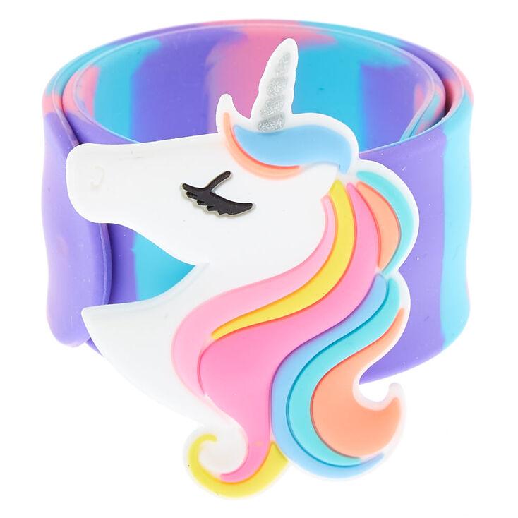 Miss Glitter The Unicorn Slap Bracelet,
