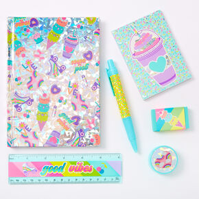 Frappe Stationery Set - Mint,