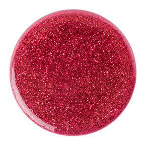 PopSockets PopGrip - Red Glitter,