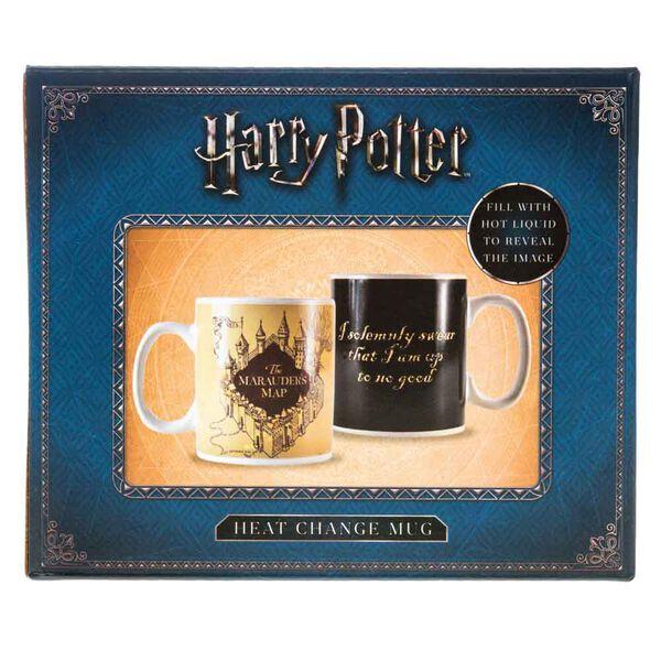 Claire's - harry potter™ marauder's map heat change mug - 1