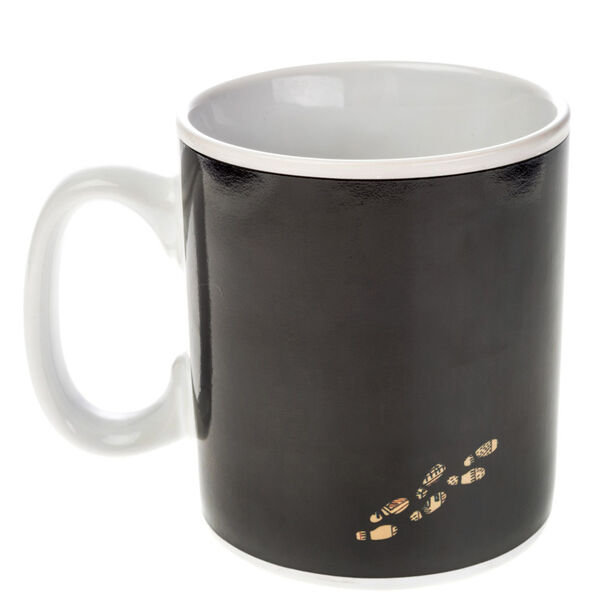 Claire's - harry potter™ marauder's map heat change mug - 2