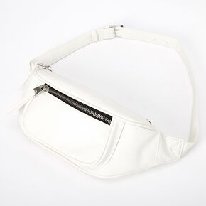 Slim Bum Bag - White,