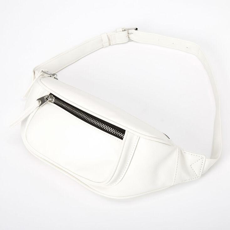 Slim Bum Bag - White,