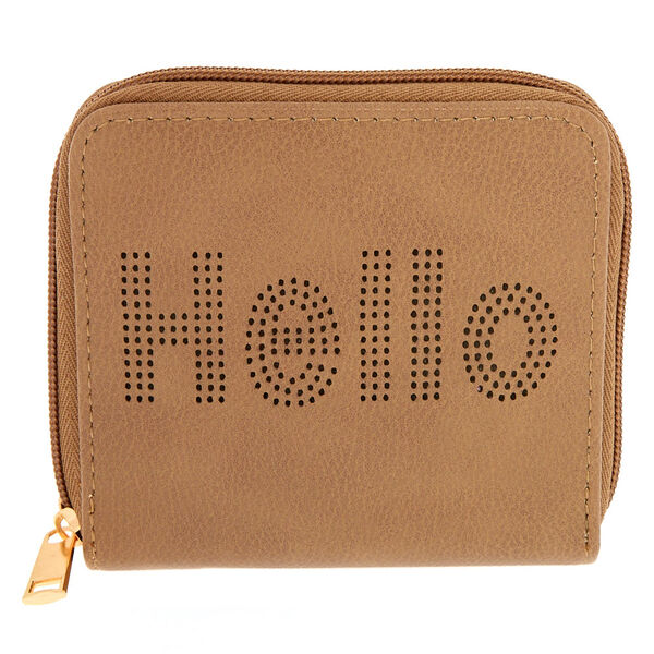 Claire's - hello compact wallet - 1