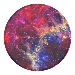 PopSockets PopGrip - Magenta Nebula,