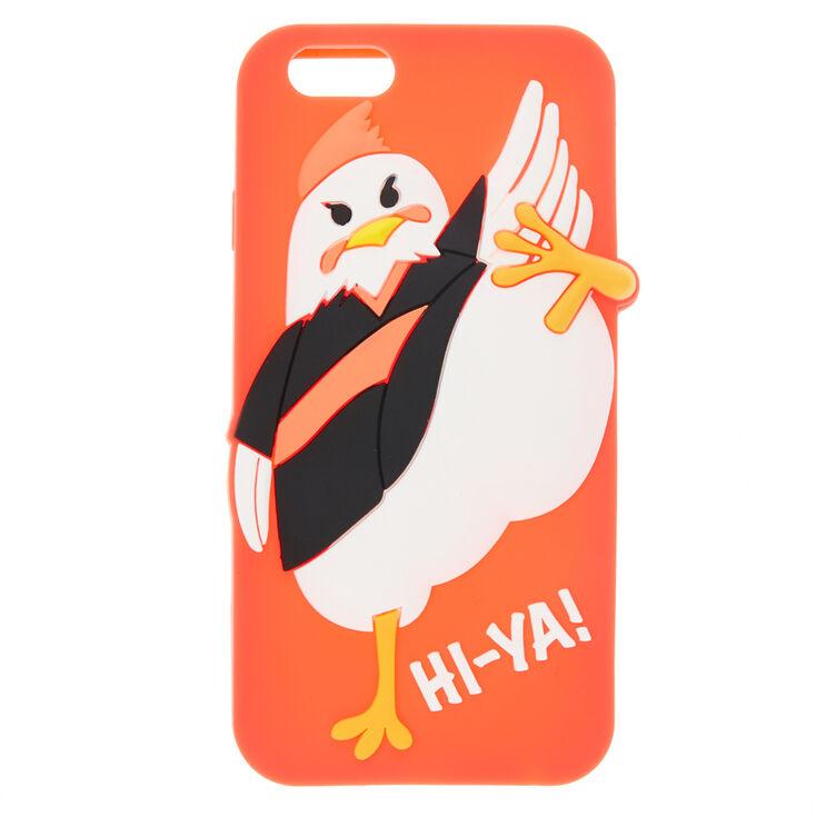 Fierce Chicken Ninja Phone Case
