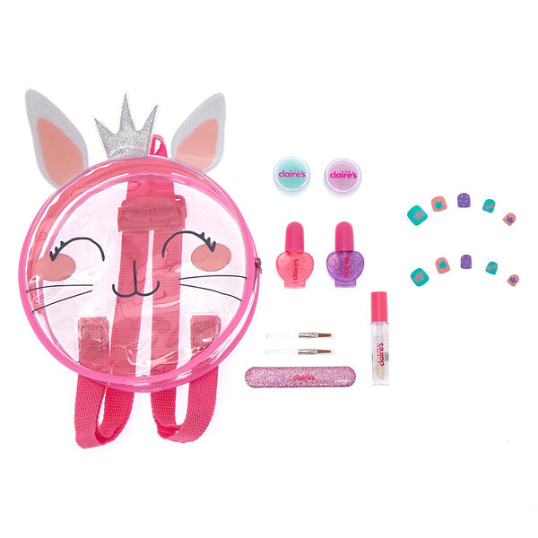 Claire's - club claire the bunny beauty bag set - 2