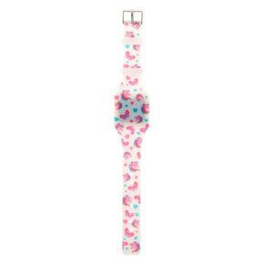 Unicorn Butterfly LED Watch,