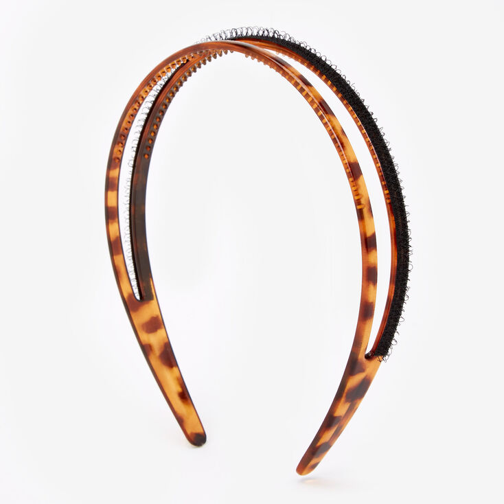 Loc a Loc® HighTop Headband - Tortoise,