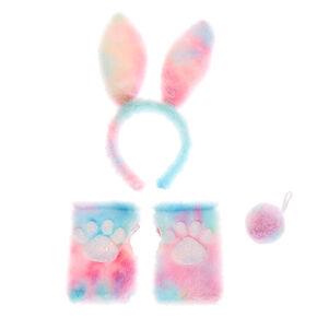 Pastel Bunny Dress Up Set - 3 Pack,