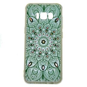 Iridescent Stone Mandala - Fits Samsung Galaxy S7,