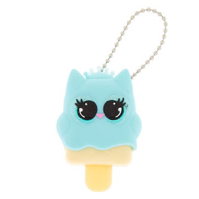 Pucker Pops Luna the Owl Lip Gloss - Peppermint,