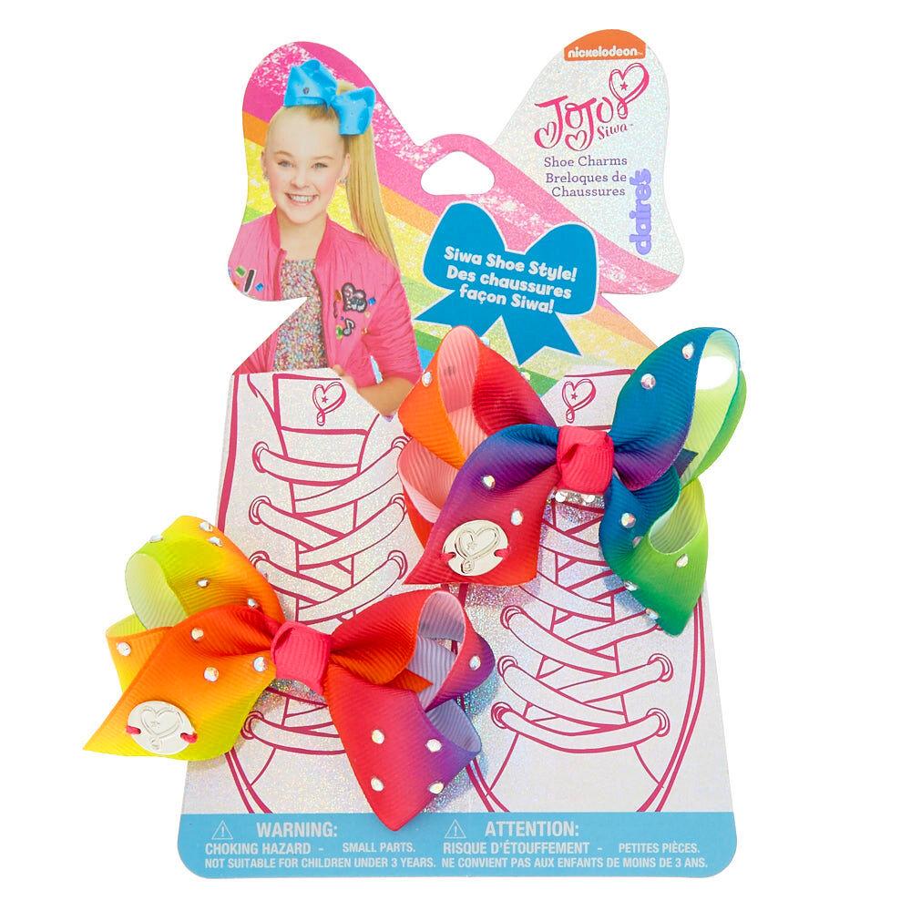 JoJo Siwa™ Shoe Charms   Claire's US