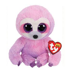 bd20768808418 Ty Beanie Boo Medium Dreamy the Sloth Plush Toy