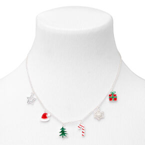 Claire's Club Holiday Charm Jewelry Set - 2 Pack,