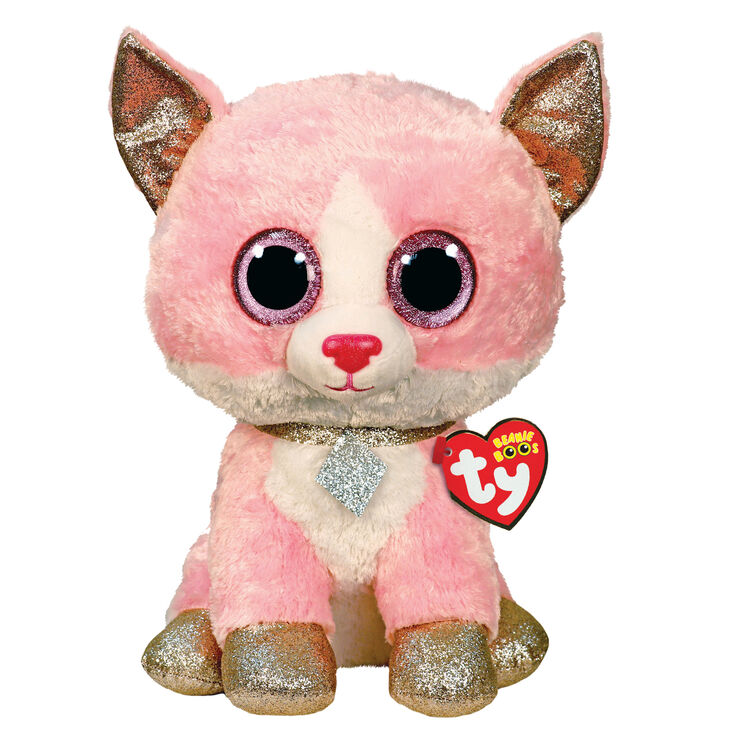 Ty Beanie Boo Large Amaya the Cat SoftToy,