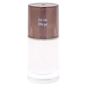 Gel-Like Nail Polish - White,