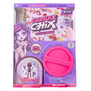 Capsule Chix™ Giga Glam Collection - Styles May Vary,