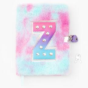 Initial Fuzzy Lock Diary - Z,
