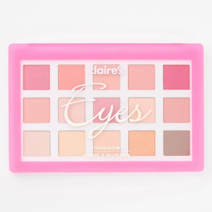 Soft Pinks Eyeshadow Palette,