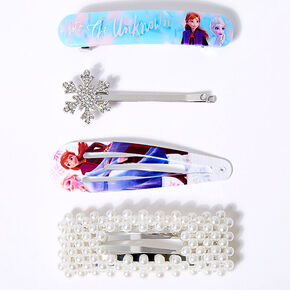 ©Disney Frozen 2 Hair Clips - 4 Pack,