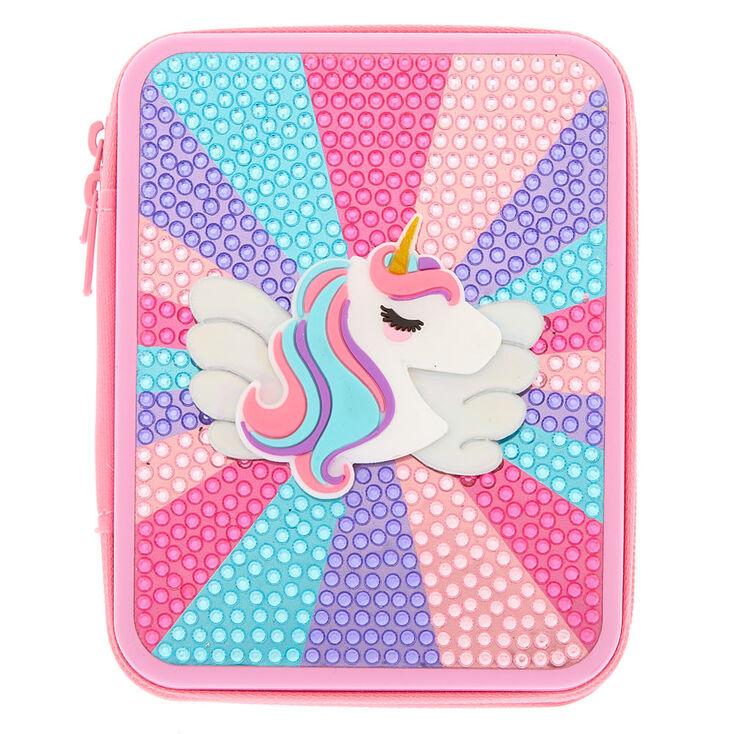 Pegasus Bling Makeup Set - Pink,