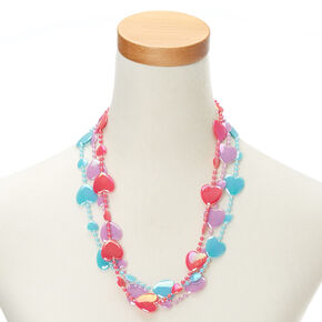 Claire's Club Heart Jewelry Set - 9 Pack,