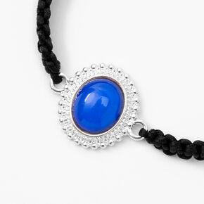 Ornament Mood Bracelet - Black,