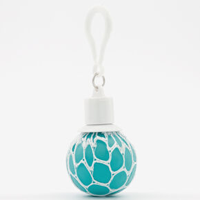 Tobar® Squishy Mesh Stress Ball Key Ring Fidget Toy – Styles May Vary,