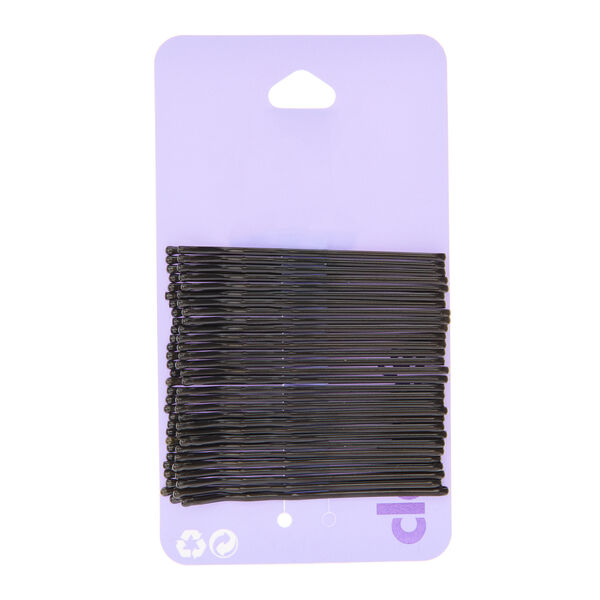 Claire's - 30 pack large hair grips - 1